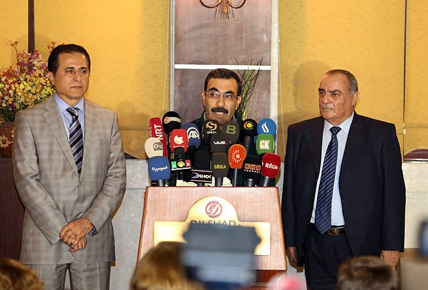 Syrian Kurdish parties sign 'Dohuk' deal to fight ISIL