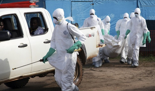 Doctor who worked in Africa first Ebola case in NY City