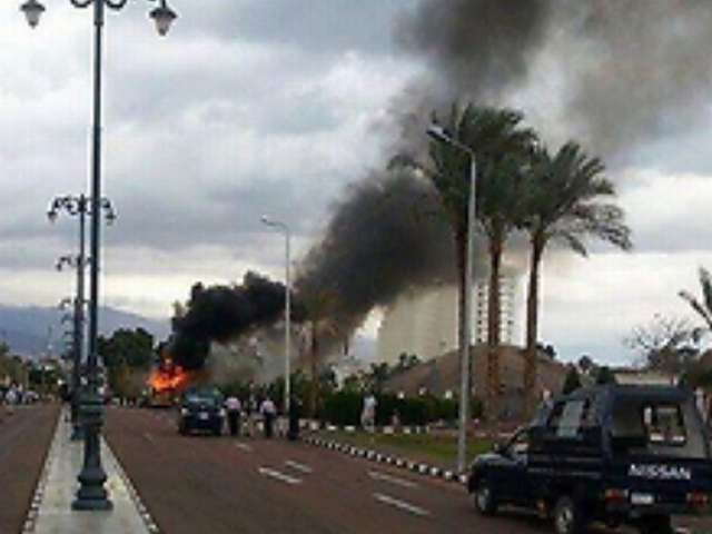 US condemns deadly attacks in Egypt's North Sinai