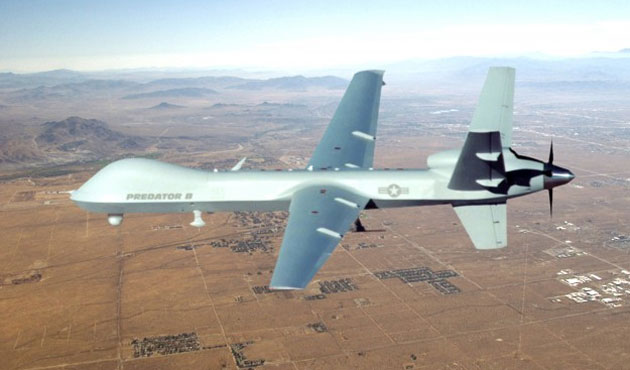 Pakistan: US drone kills 4 in North Waziristan