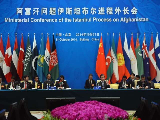 China proposes Afghan peace 'forum' with Taliban