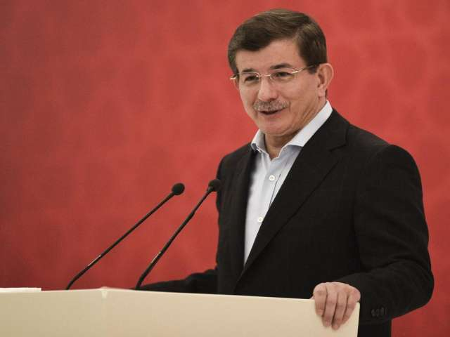 Turkish PM says solution process important for integration