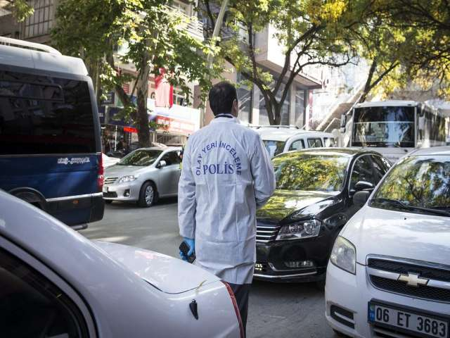 Pro-Kurdish party politician stabbed in Turkish capital -UPDATED