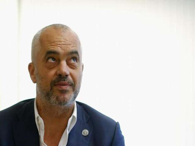 Albanian PM Edi Rama sees 'better future' for Balkans