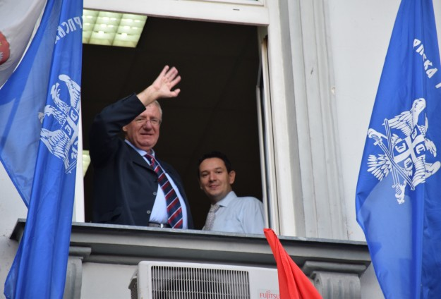 Croatian President: Seselj's hatred a threat to peace