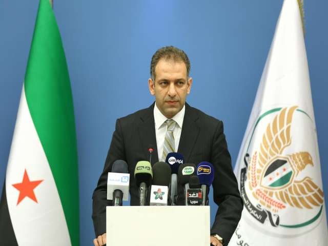 Syria faces wheat shortage, says opposition minister
