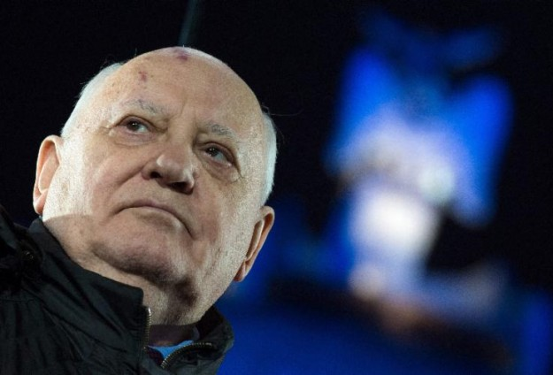 Gorbachev advises US, Russian compromise to repair ties