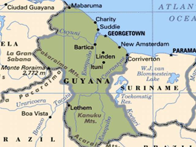 Guyanese to protest president's suspension of Parliament