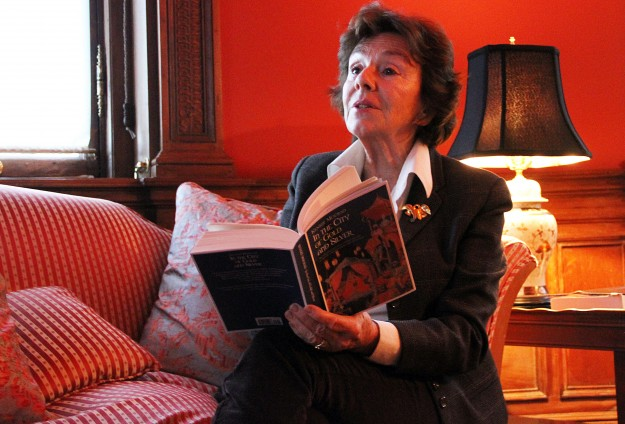 Ottoman Princess' novel counters misperceptions of Eastern women