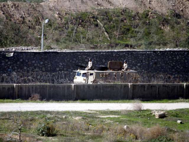 Sinai buffer zone no solution to militancy in Egypt-Amnesty