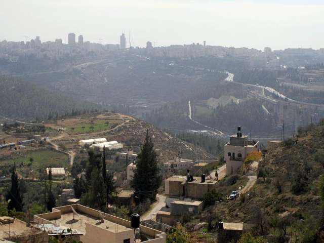 Turkey condemns Israel's illegal settlements in Jerusalem