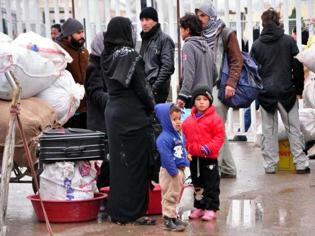 UN: 12.2 million Syrians need humanitarian help