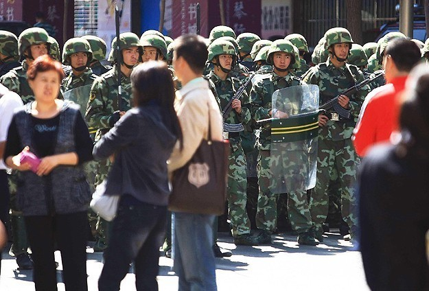Two Uighur women killed by Chinese police, says report
