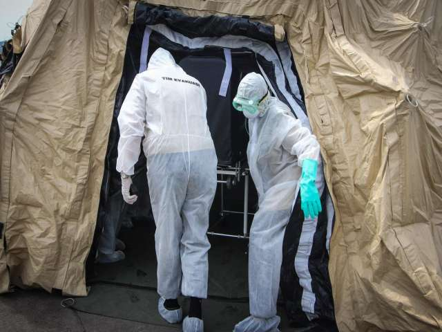 Ebola becomes latest stock scam, U.S. SEC says