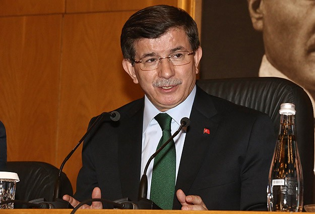 Turkey's solution process back on track: Davutoglu