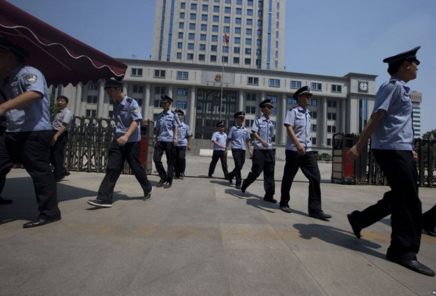 Chinese policeman arrested in wrongful execution case