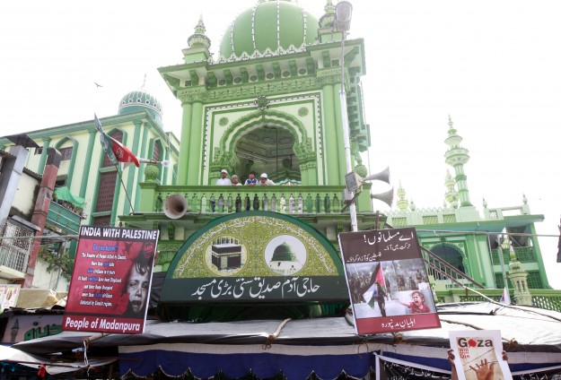 Indian opposition politicians criticise conversion of Muslims