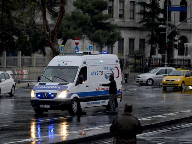 Turkish leftist group claims responsibility for Istanbul police attack