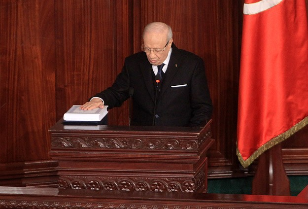 Tunisia president holds talks on naming new PM