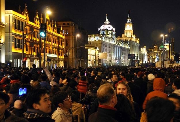 China urges stronger safety measures after New Year stampede