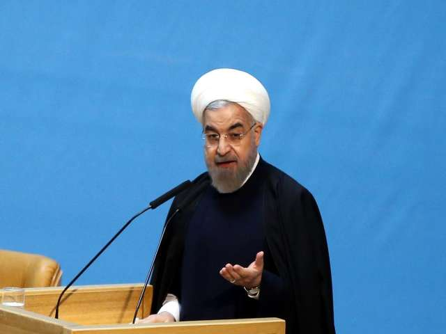 Iran warns West that will see demise of President