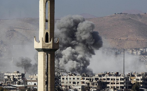 Army of Islam seizes Damascus suburb from rivals - monitor