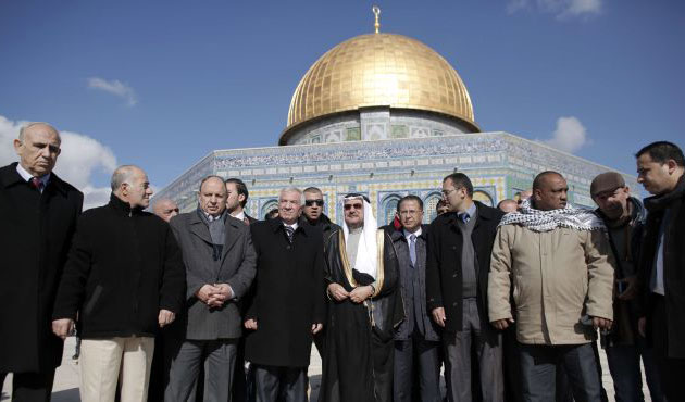 Israel's empty threat: Al Aqsa will not be like Mecca