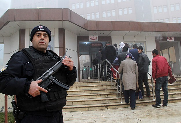 Turkish court approves indictment on wiretapping probe