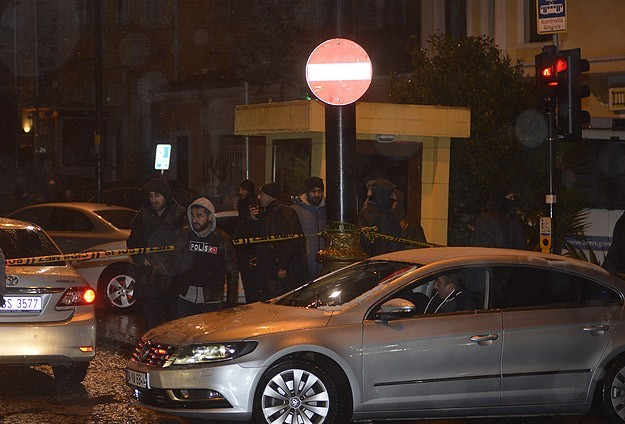 Six appear in court over Istanbul suicide bombing
