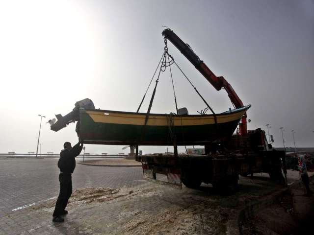 Israel navy fires on Gaza fishermen: Union