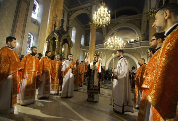 Orthodox Christmas celebrated in Balkans