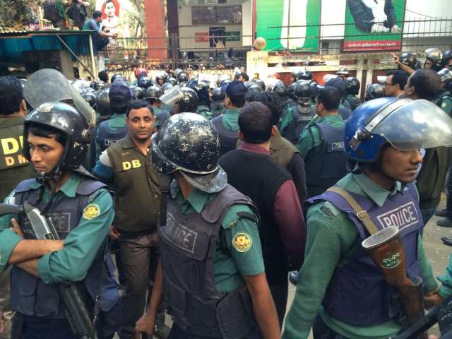 Second blogger hacked to death in Bangladesh
