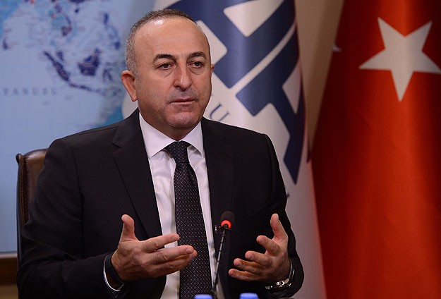 Turkish FM says gov't looking into 1915 incidents