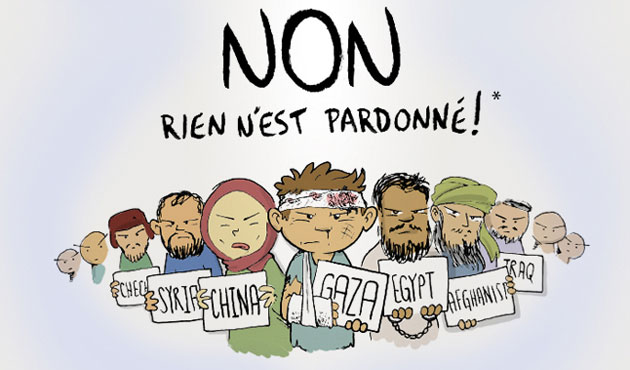 Turkish magazine to Charlie Hebdo: No, nothing has been forgiven!