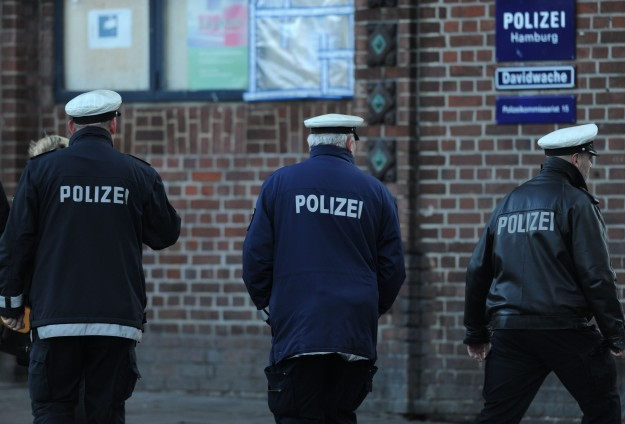 Two Turks arrested in Germany raids -UPDATED