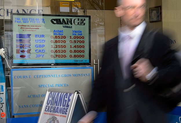 Swiss franc borrowers in Balkans struggle to survive