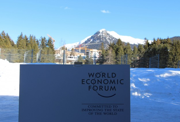 Davos: Economic and national security discussed