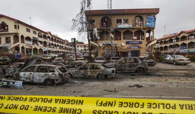 Cameroon says German kidnapped in northern Nigeria released