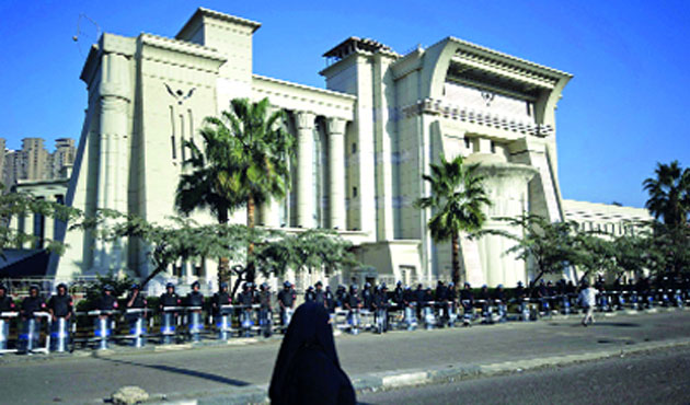 Egypt court to consider lawsuit against Turkey
