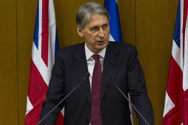 UK says review of EU shows bloc must relinquish power 'in many areas'