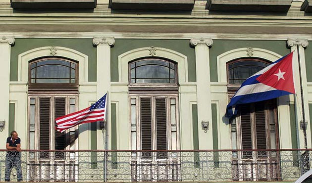 U.S.- Cuba begin historic talks