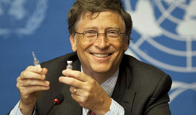 Gates sees 'miracle' tools for AIDS by 2030 in vaccine and drugs