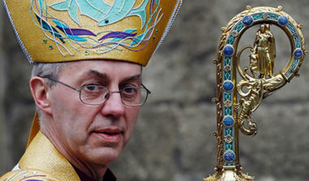 Equable attitude from the Archbishop of Canterbury