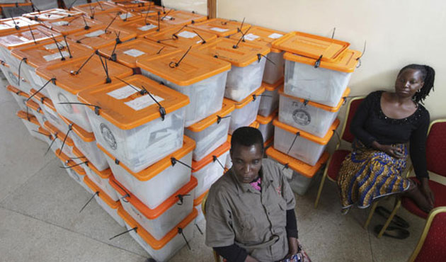 Zambia opposition claims presidential vote 'stolen'