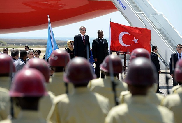 Erdogan vows not to 'give up' in face of terrorism in Somali