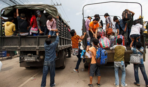 Call for protection for Cambodian workers in Malaysia