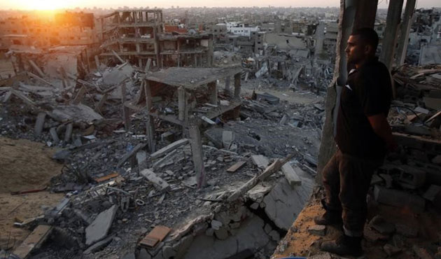 Egypt, Norway urge donors to pay $5.4 bln aid pledged for Gaza