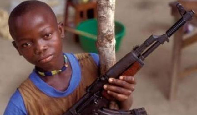 U.N. secures pledge to free 3,000 S.Sudan child soldiers