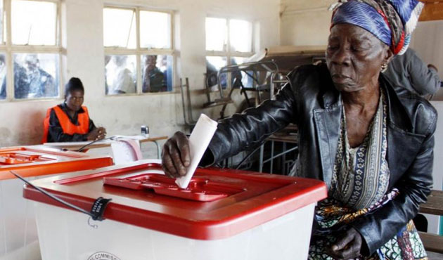 Calls for calm as Zambia election results trickle in