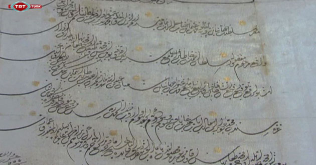 Sold as scrap; richest Ottoman archives in Bulgarian Library